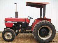 Case International 485 Diesel Farm Tractor