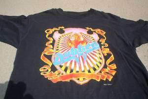 DOKKEN 1988 METAL CONCERT SHIRT TOUR SHIRT GEORGE LYNCH