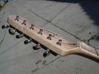 Fender Custom Shop Artist Series Eric Clapton Stratocaster Midnight