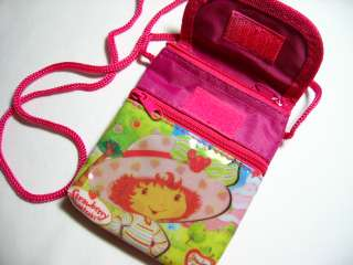 Strawberry Shortcake Kids Watch & Shoulder bag