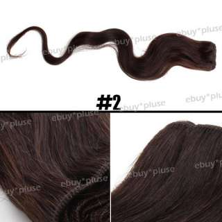 14~26 Real Curly Human Hair Wave Bodywave Hair Weaving Weft