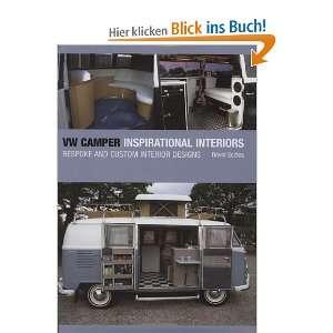 VW Camper Inspirational Interiors: Bespoke and Custom Interior Designs