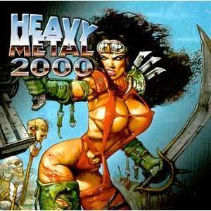 Heavy Metal 2000 (ost) Va monster Magnet  Musik