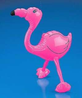 Inflatable PINK FLAMINGO/Tropical/Luau/Party/Decor/NIP 780984172336