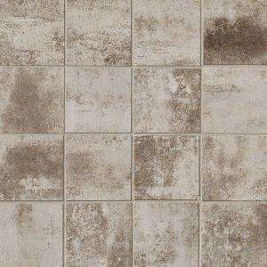 MARAZZI Vanity Frost 12 in. x 12 in. Porcelain Mosaic Tile UG6C at The