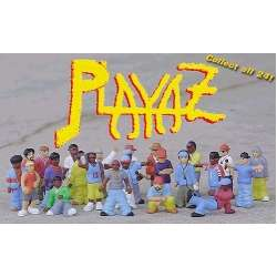 Hey Homies** Check out the Playaz Figures 24 characters