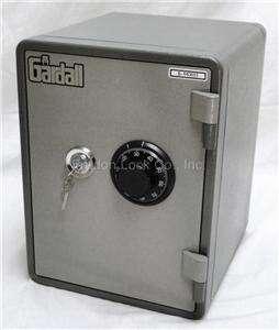 Gardall MS119 G CK 1 Hour Fire Safe Combo Key New