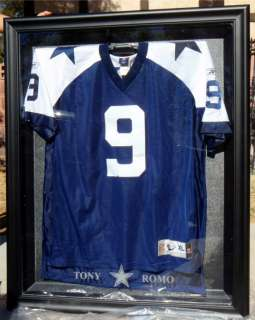 New Professionally Cased Tony Romo Dallas Cowboys NFL 5 Touchdown 11