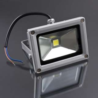 85 265V 10W Cool White LED Flood Light Floodlight Waterproof Garden