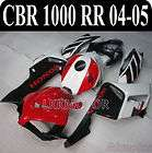 HONDA FAIRING KIT CBR 1000 RR 04 05 CBR1000RR Fireblade ABS Play Boy