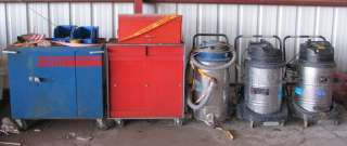 Equipment Tool Cabinets Chest Box Mobile Storage, Shop Vacuums Vacs
