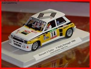 FLY 99126 Renault 5 Turbo 1986 1/32 Scale Slot Car