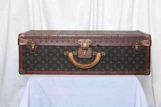 Luggage Monogram TRUNK Suitcase Hard Travel Case 27X18