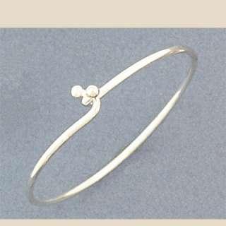 Sterling Silver Small Hook On Kids Childrens Bracelet