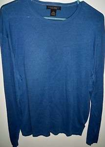 New Mens Banana Republic Long Sleeve Sweater XL NWT