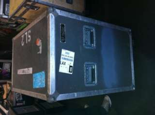 Anvil Case Dual Amp Heads holds VHT, Mesa, Marshall, Krank & other