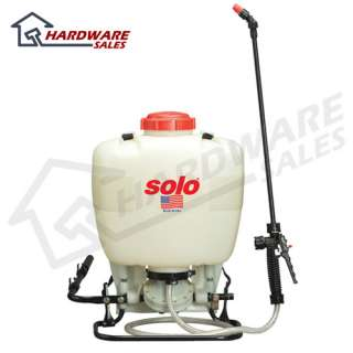 Solo 475 4 Gallon Backpack Sprayer with Diaphragm Pump