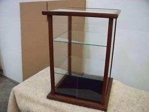 Display Case Model/Doll   Wood&Glass   Merrbau   New