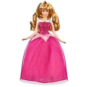 Disney Barbie Princess Sleeping Beauty Aurora Doll NEW