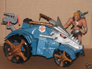 200x Masters of the Universe BATTLE TANK he man motu