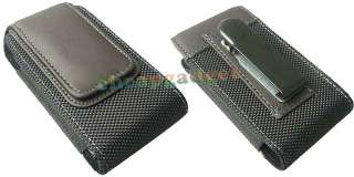 VERTICAL 2 LEATHER CASE+BELT CLIP for Nokia C3 01 Touch