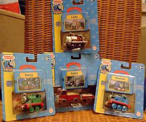 THOMAS TANK ENGINE FRIENDS DIE CAST TRAIN TAKE ALONG
