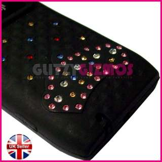 BLING DIAMOND GEM GLITTER CASE COVER FOR NOKIA N8
