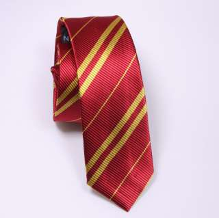 Nice New Harry Potter Tie Costume Accessory 4 color Birthday Christmas