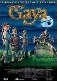 DVD   GAYA   LA NUOVA DIMENSIONE DELLAVVENTURA   USATO