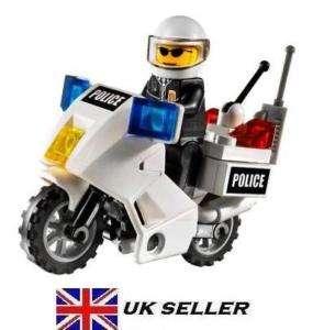 LEGO City 7235 Police Motorcycle motorbike Brand New