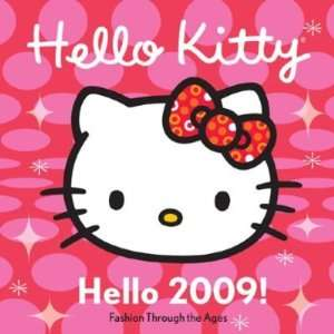 Hello Kitty Hello 2009 MINI WALL Calendar Office