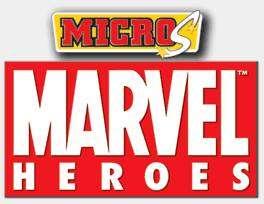 Corinthian Marvel Micro Heroes Series 2 IN SACHET Choose Your Figure