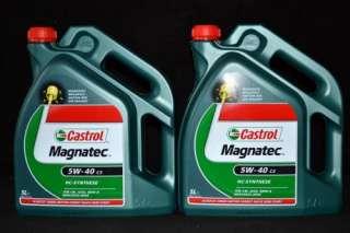 Castrol Magnatec A3/B4 5W 40 2X5 Liter 5W40 Motoröl