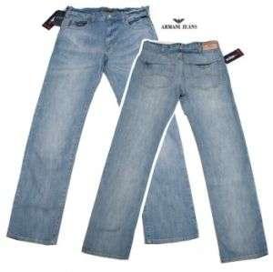 Pantalone Jeans per UOMO ARMANI Pantaloni Taglia 52 54