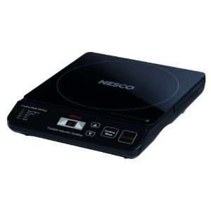 Nesco PIC 14 Portable Induction Cooktop, 1500 Watt