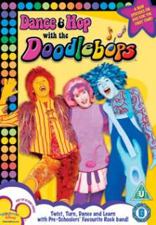 Dance & Hop With The Doodlebops   New DVD 5060052414021