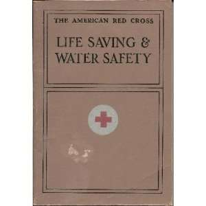 The American Red Cross Life Saving & Water Safety: Books