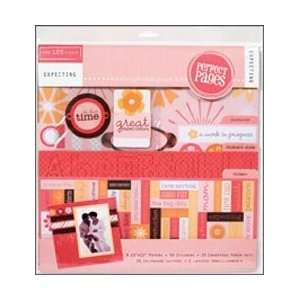 Expecting Perfect Pages Kit 12X12 Arts, Crafts & Sewing