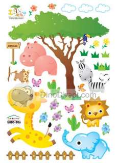 Wholesale Luminous Cartoon Tree Kids Wall Sticker   DinoDirect