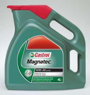 CASTROL MAGNATEC 10W 40 SEMI SYNTHETIC OIL 5 LITRE PACK