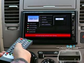 DECODER TV DIGITALE TERRESTRE DVB T PER AUTO HD