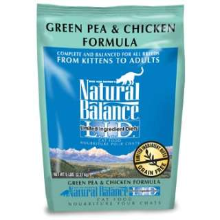 Ingredient Diets Green Pea & Chicken Formula Dry Cat Food at PETCO