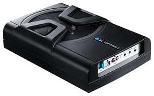 Blaupunkt GTB200A 200mm 140W Max Low Profile Active Subwoofer System