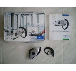 Nokia wireless headset HDW   3 (12074874)    anuncios