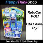 RoboCar POLI Slide Cell Phone Toy with Sound, Voice, Lighting Effect