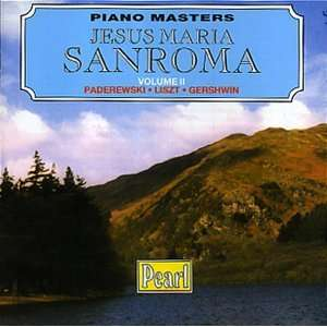 Franz Liszt, George Gershwin, Arthur Fiedler, Boston Pops Orchestra