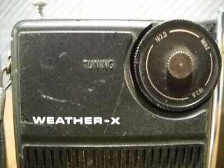 Vintage Transistor Pocket Radio Radios