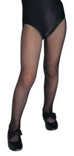 Child Small Girls Black Fishnet Tights   Pantyhose, Sto