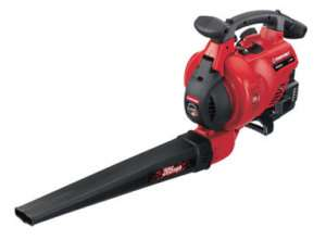 Troy Bilt Gas Blower Vac 425 CFM Volume 205 MPH 2 Cycle 084931840393