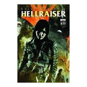 Hellraiser #2 Comic Clive Barker  Books